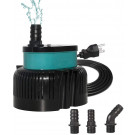 boxtech Submersible Water Pump, Fountain Pump, Ultra Quiet Water Pump for Fish Tank, Aquarium, Pond, Fountain, Hydroponics and Statuary 660 GPH 45W